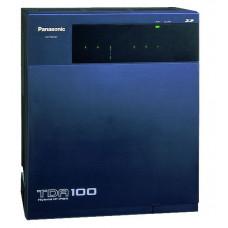 АТС Panasonic KX-TDA100, Основной блок