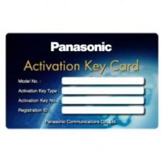 Ключ активации 8 каналов на 5 базовых станциях KX-NS0154