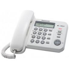 Проводной телефон KX-TS2356RU, белый