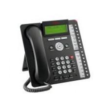 IP телефон Avaya 1616, черный (IP PHONE 1616-I BLK)