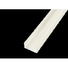 Кабельный канал 40х20х2000мм (белый), аналог Legrand 30027